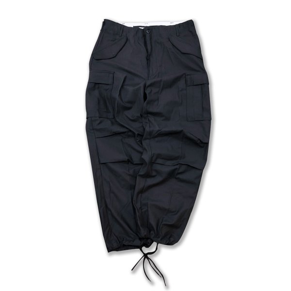 画像1: 【Battle Dress Uniform】US-STYLE M65 MILITARY PANTS / BLACK
