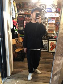 他の写真3: 【Battle Dress Uniform】US-STYLE M65 MILITARY PANTS / BLACK