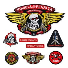 他の写真1: 【POWELL PERALTA】WINGED RIPPER LARGE WAPPEN