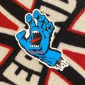"【SANTA CRUZ SKATEBOARDS】SCREAMING HAND 6"""